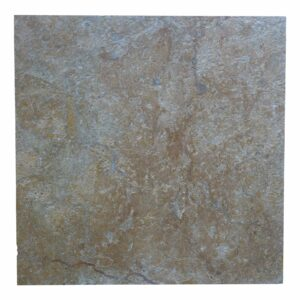 Brushed Antique Dark Yellow Limestone tiles