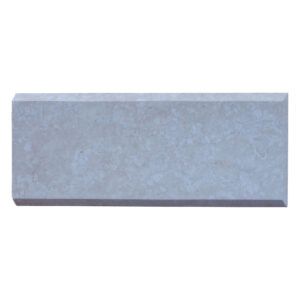 Glazed polished White Limestone Quoins