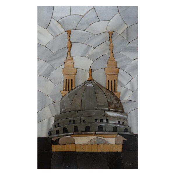 Islamic Mosque marble, stone, rocky mosaic art