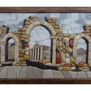 Ancient Tadmor 3D Mosaic Art