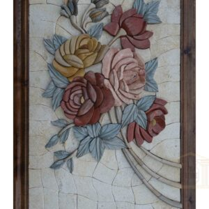 Briar rose 3D Mosaic Art