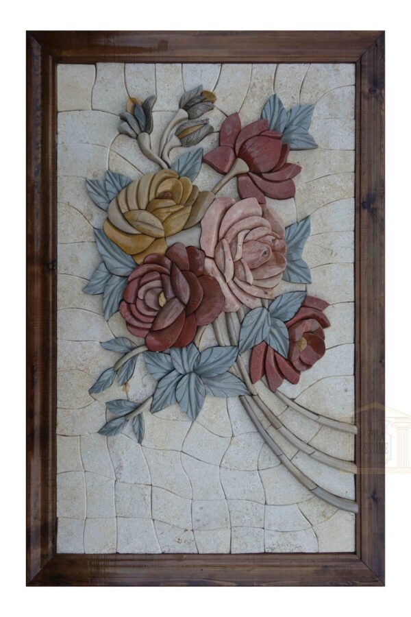 Briar rose 3D Mosaic Art