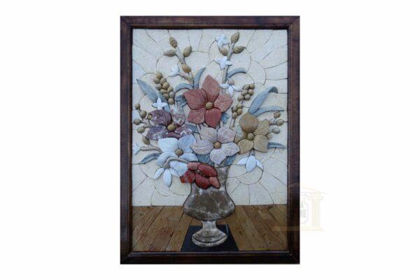 Right Table Flower Vase