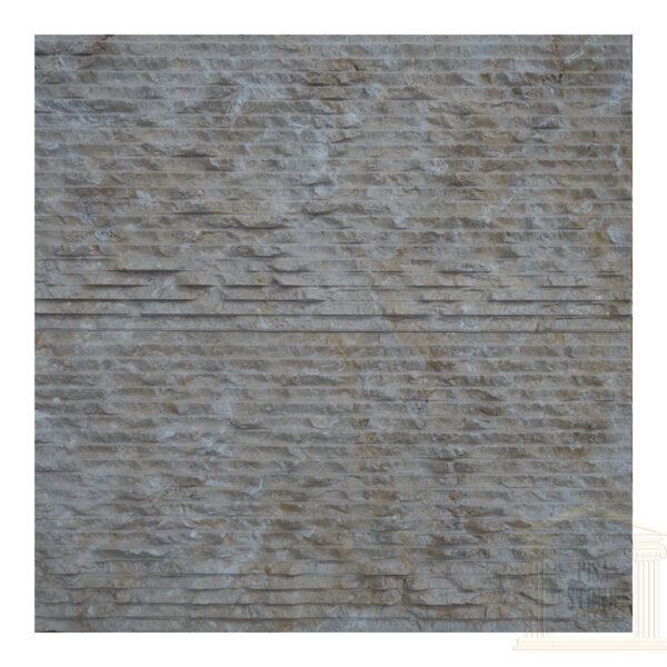 Split face Reef beige Limestone Wall tiles