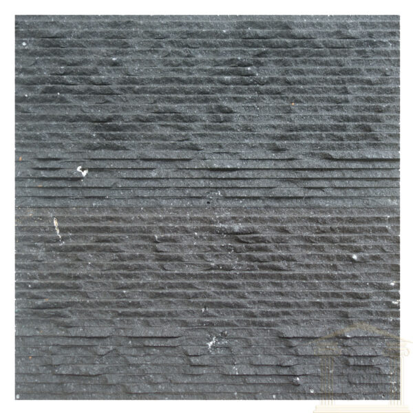 Split face Black Basalt Wall tiles