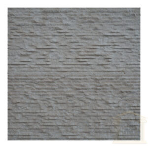 Split face White snow limestone Wall tiles