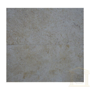 Glazed polished light yellow limestone Wall tiles