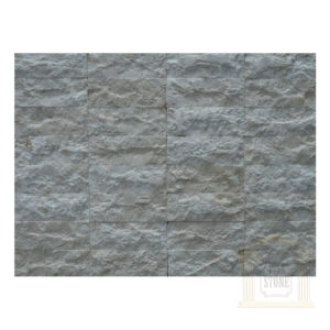 White bricks Limestone wall cladding