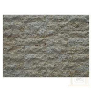 Light yellow bricks Limestone wall cladding