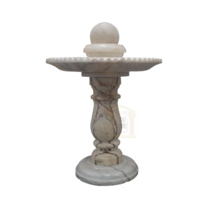 Afyon Sugar Marble Spinning Ball Fountain