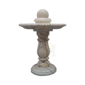 Afyon Sugar Marble Spinning Ball Fountain