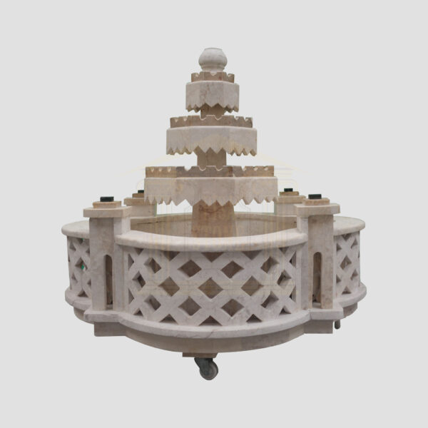 3- Tier Syrian Fountain