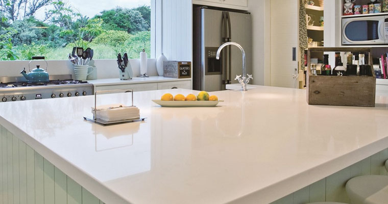 white-durable-caesarstone-worktop, Quartz-worktops, Marble-worktops, Granite-worktops & Kitchen Worktops
