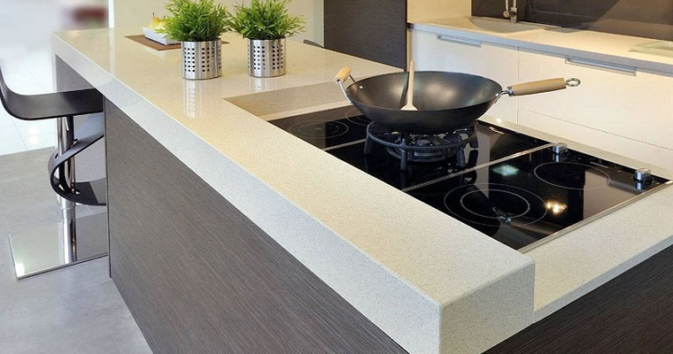 white-durable-worktop-cimstone, Quartz-worktops, Marble-worktops, Granite-worktops & Kitchen Worktops
