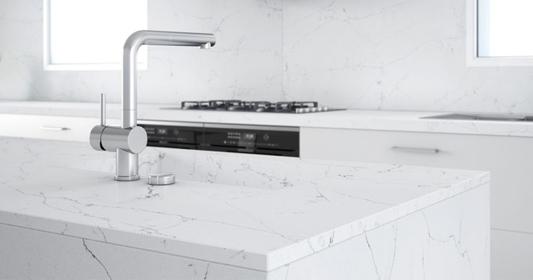 white-durable-compac-worktop, Quartz-worktops, Marble-worktops, Granite-worktops & Kitchen Worktops