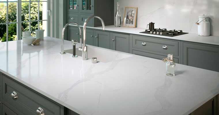 new-white-durable-silestone-worktop, Quartz-worktops, Marble-worktops, Granite-worktops & Kitchen Worktops