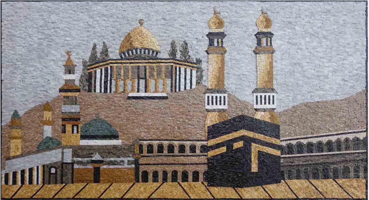 Mosaic Art Pictures | Islamic Artwork
