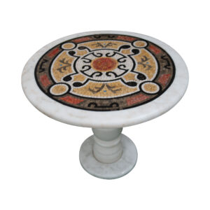 Marble and Mosaic instrument Round Table TA-021