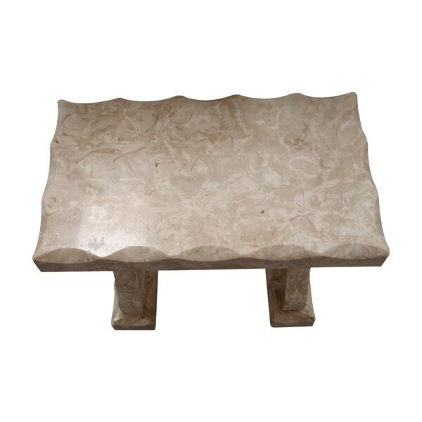 Crema Limestone Bench Set CH-011 1