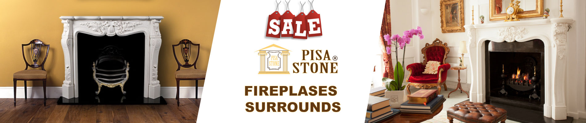 Pisa-Stone®-Fireplaces-Surrounds | | Pisa Stone® Natural Stone Supplier.