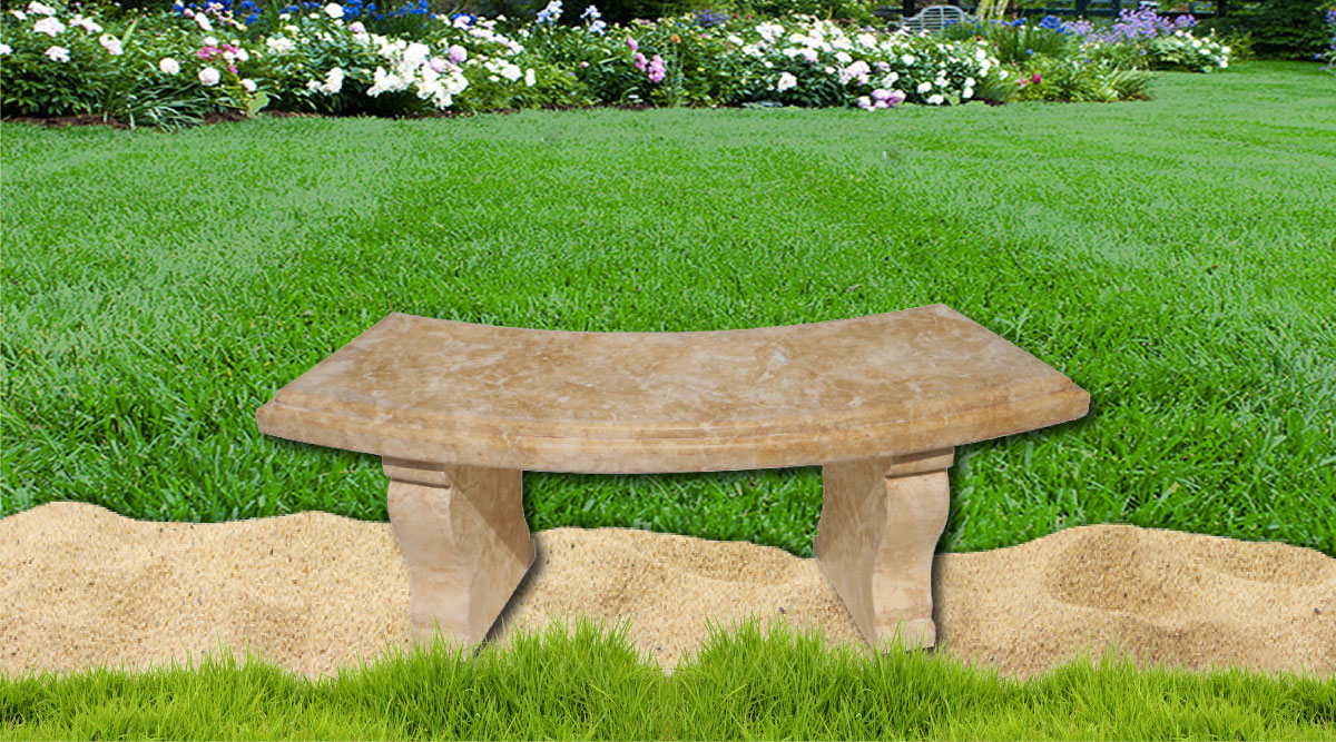 Stone-Benches-by-Pisastone® | Natural Stone Supplier