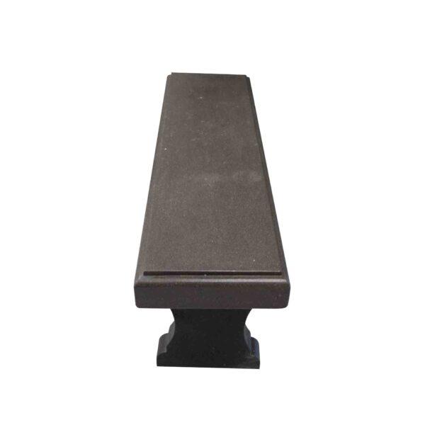 Black Basalt stone Bench1