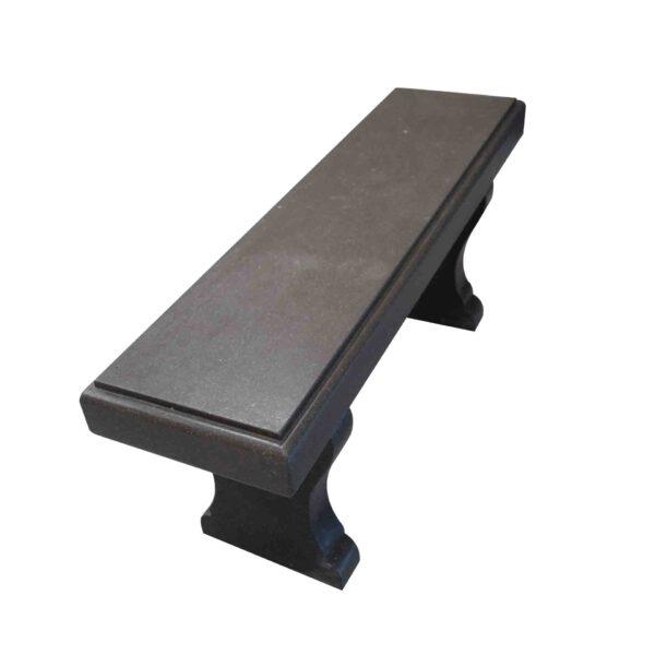 Black Basalt stone Bench2